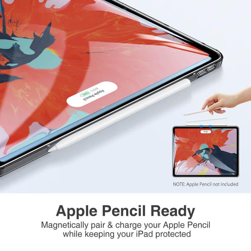 iPad Pro 12.9 2020 Rebound Soft Protective Case 3
