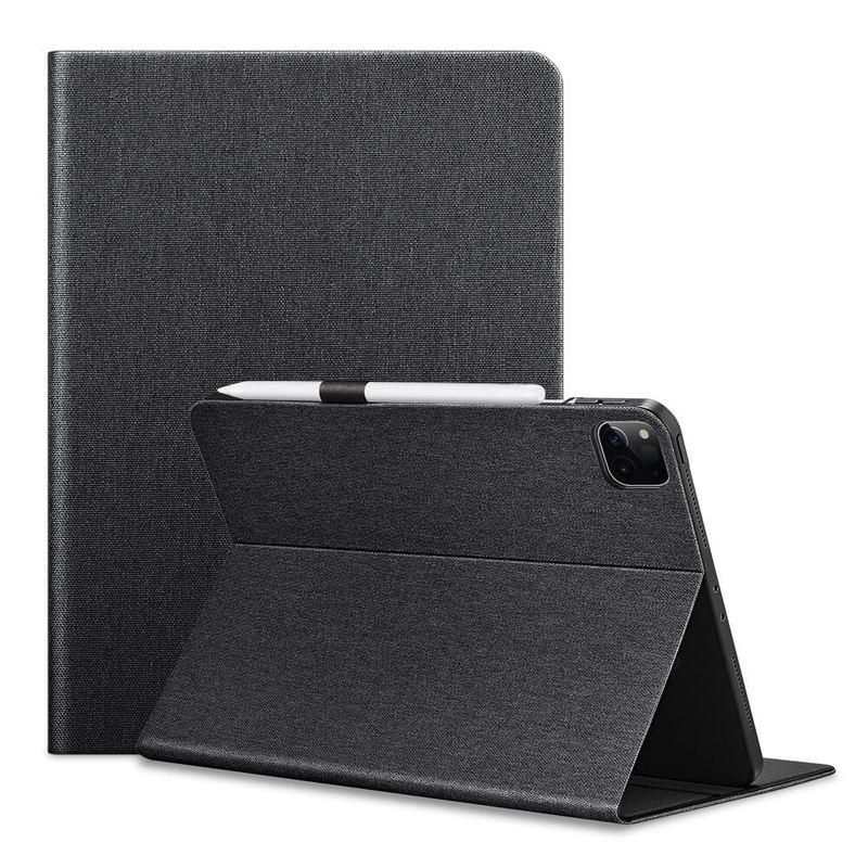 iPad Pro 12.9 2020 Urban Premium Folio Pencil Case 5 1
