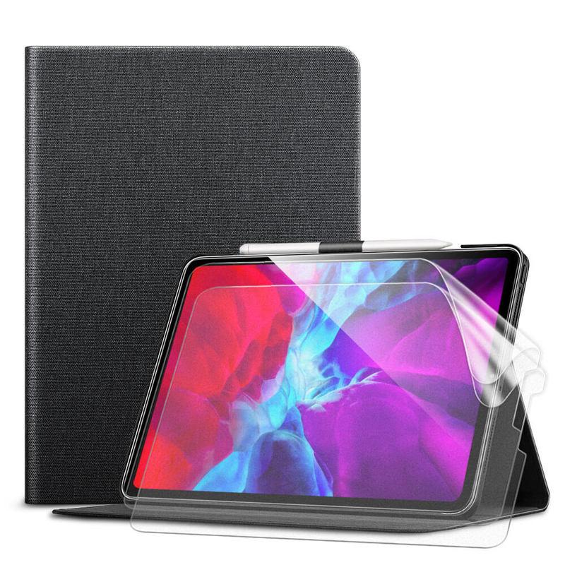 iPad Pro 12.9 2020 Urban Premium Folio Pencil Case 5 2