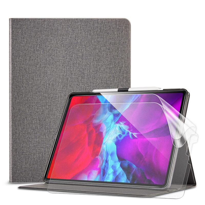 iPad Pro 12.9 2020 Urban Premium Folio Pencil Case 6 2