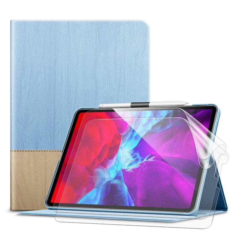 iPad Pro 12.9 2020 Urban Premium Folio Pencil Case 7 2