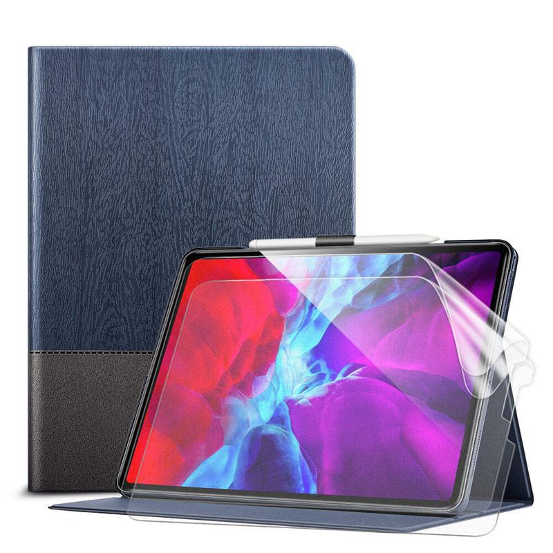 iPad Pro 12.9 2020 Urban Premium Folio Pencil Case 8 2