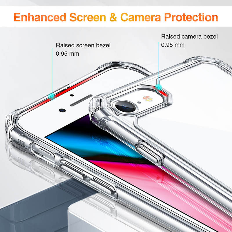 iPhone 987 Air Armor Clear Protective Case 7