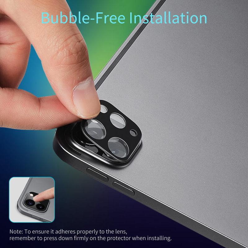 iPad Pro 11 2020iPad Pro 12.9 2020 Camera Lens Protector 4