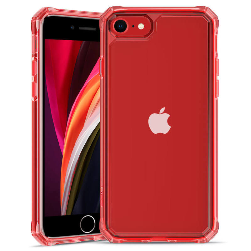 iPhone SE 202087 Air Armor Clear Protective Case 5