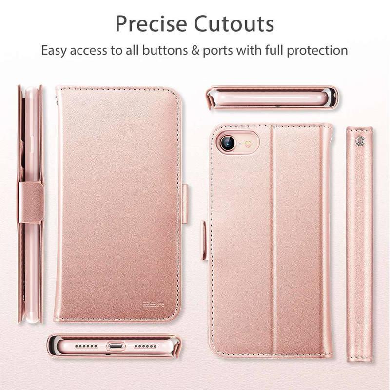 iPhone SE 202087 Flip Wallet Case 1