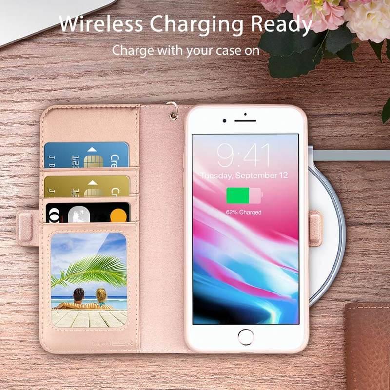 iPhone SE 202087 Flip Wallet Case 2