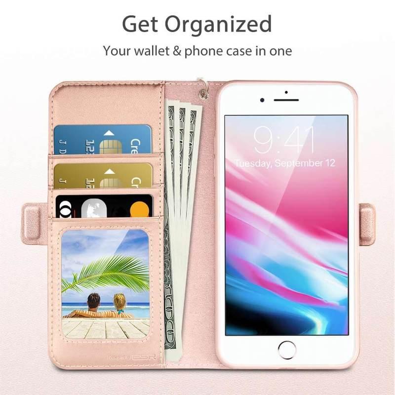 iPhone SE 202087 Flip Wallet Case 7