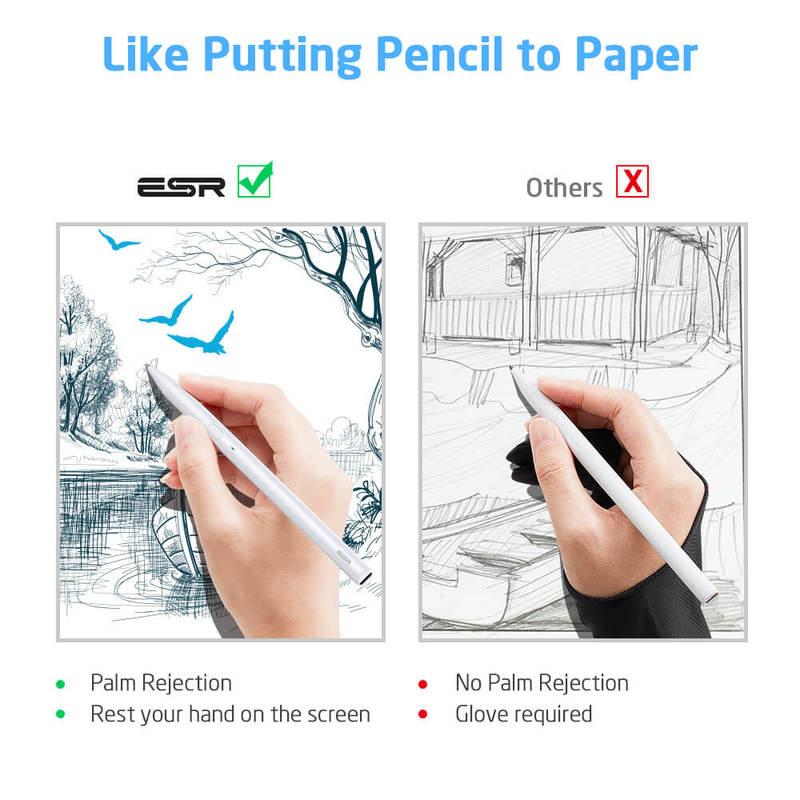 ESR Digital Pencil for iPad 7
