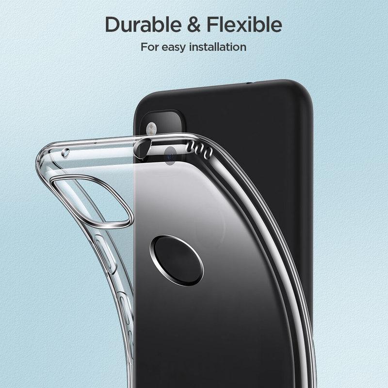 Pixel 4a Essential Zero Slim Clear Soft TPU Case 4 1