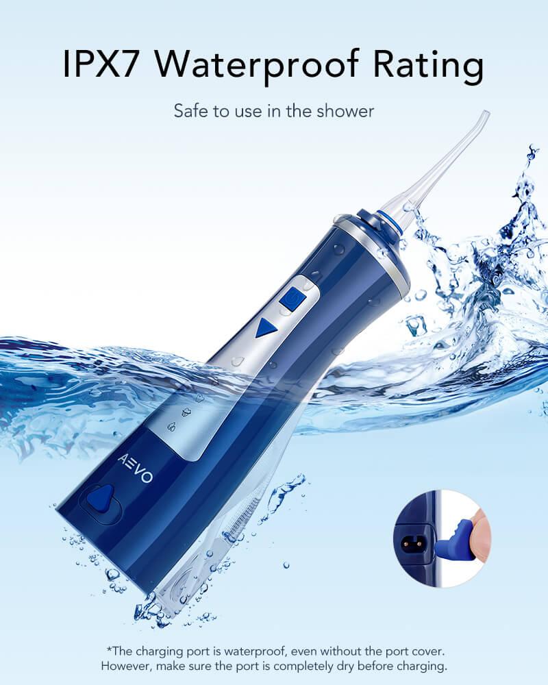 AEVO Cordless Water Flosser 4