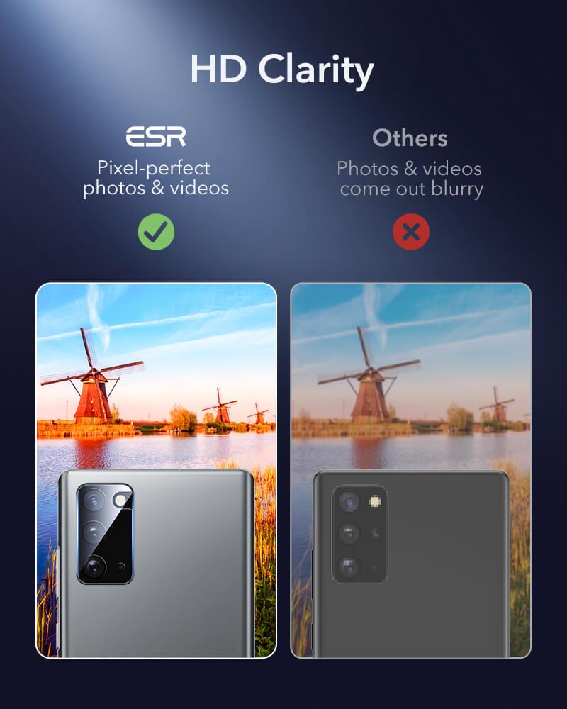 Galaxy Note20 Phone Camera Lens Protector 2 3