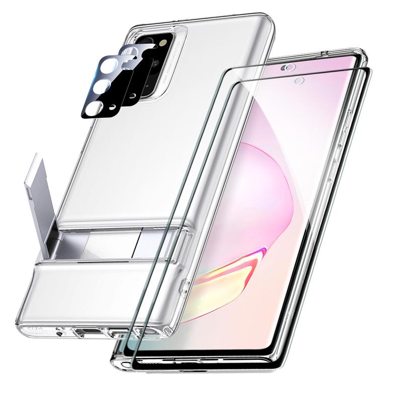 Galaxy Note 20 Metal Kickstand Protection Bundle 1