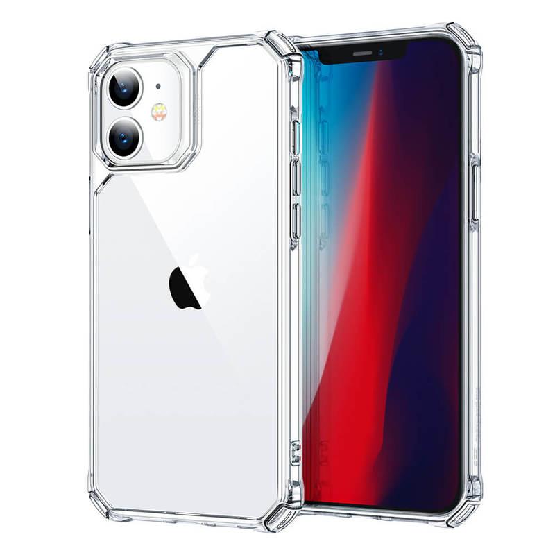 iPhone 12 Air Armor Clear Hard Case 2