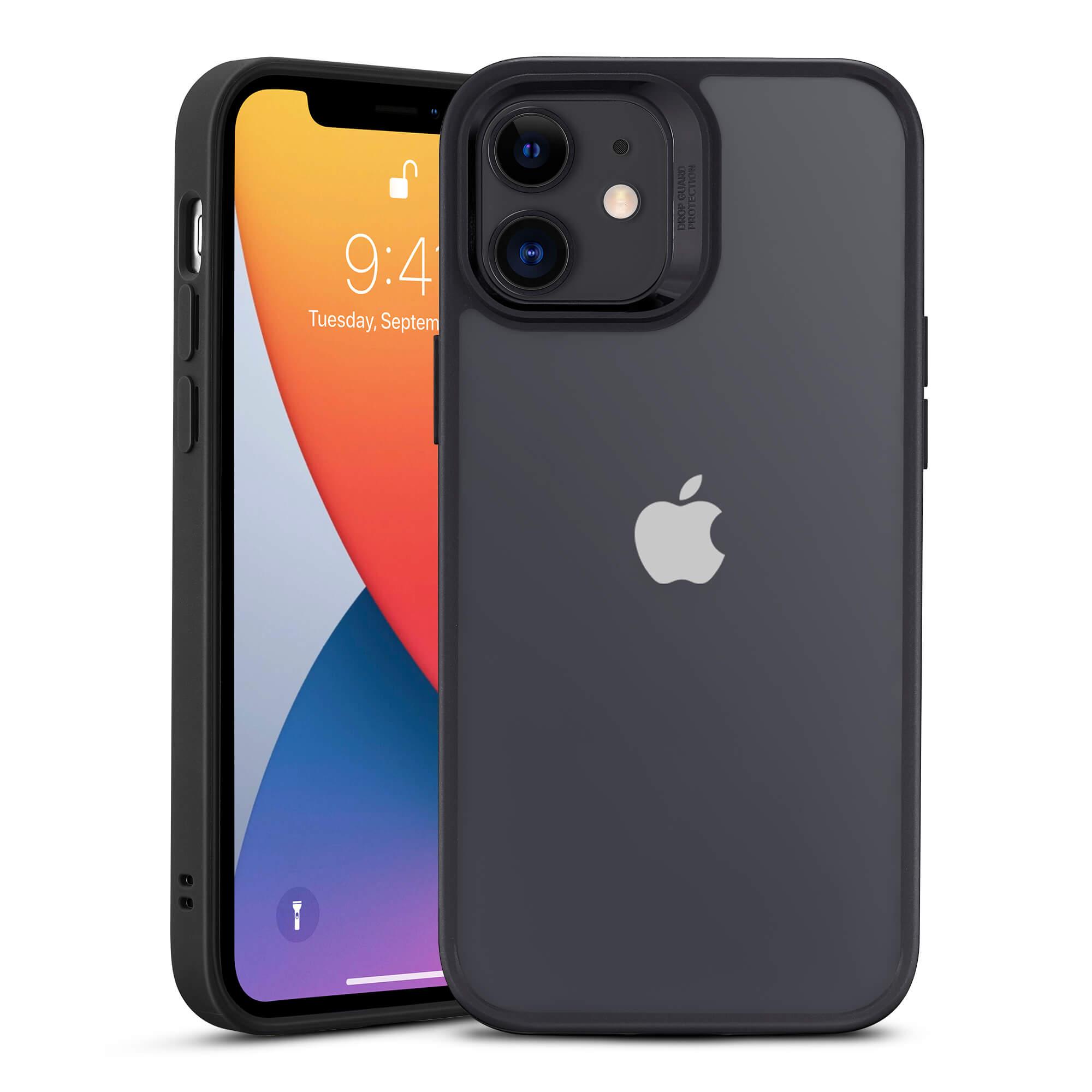 iPhone 12 Classic Hybrid Shock Absorbing Phone Case 1 2