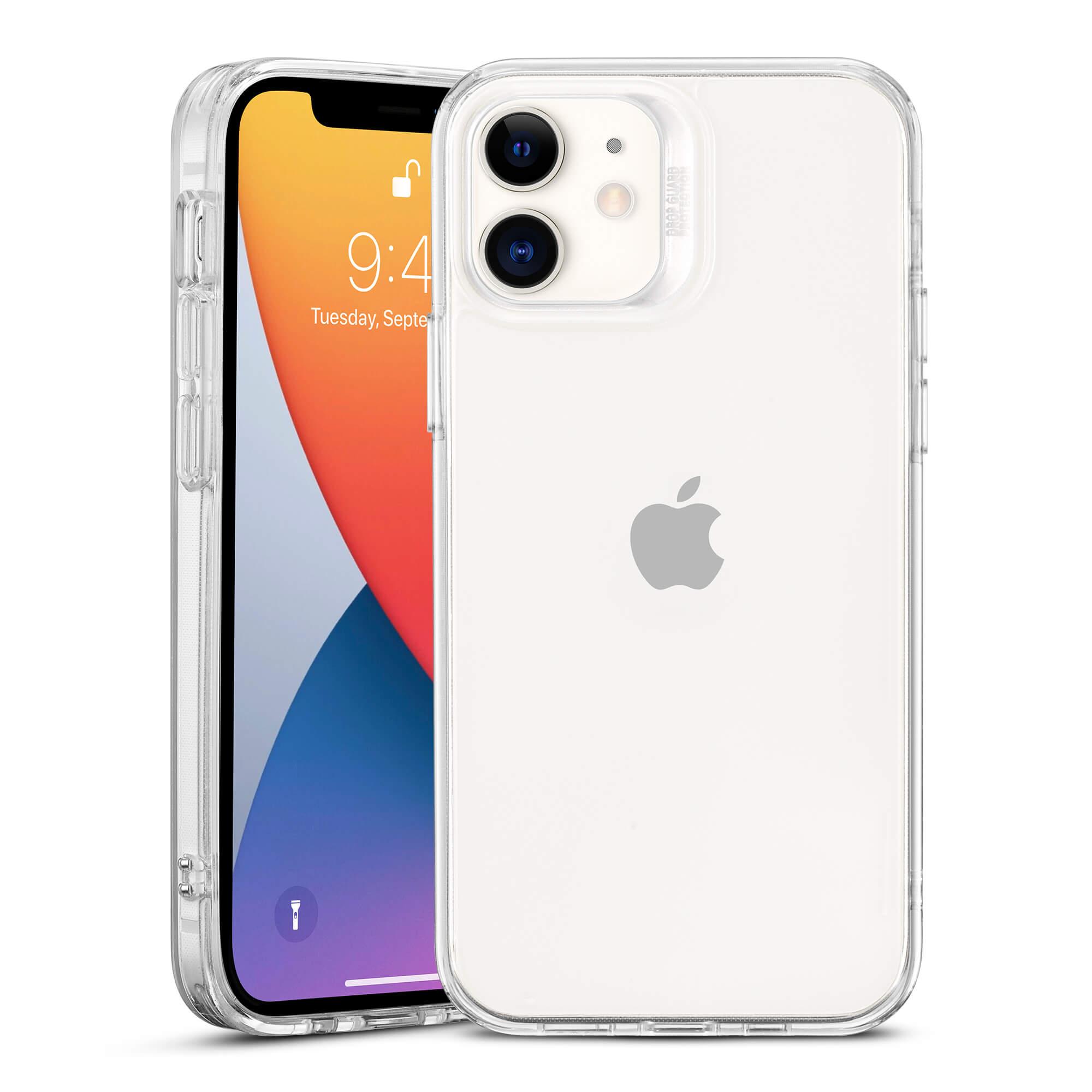 iPhone 12 Classic Hybrid Shock Absorbing Phone Case 2 2