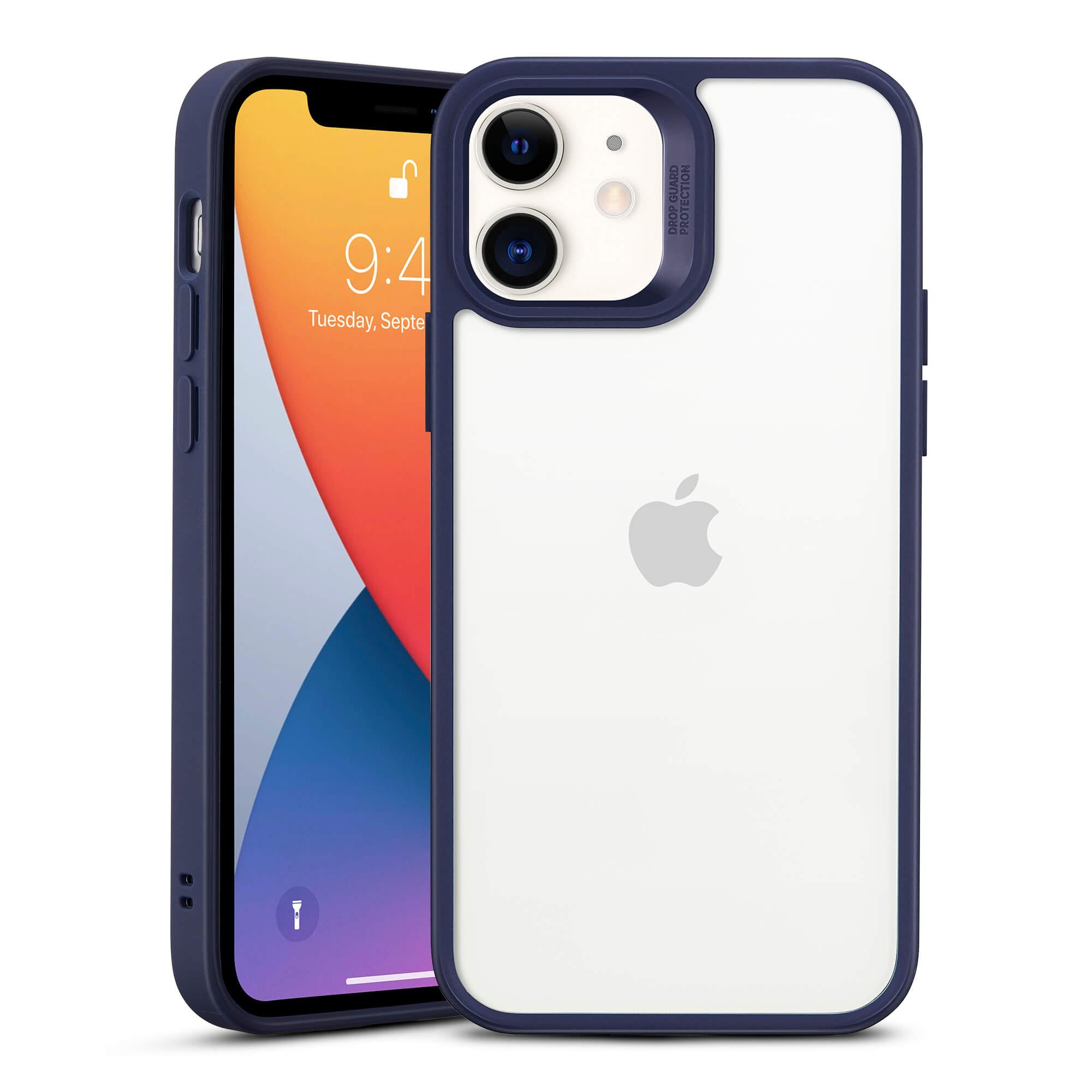 iPhone 12 Classic Hybrid Shock Absorbing Phone Case 3 2