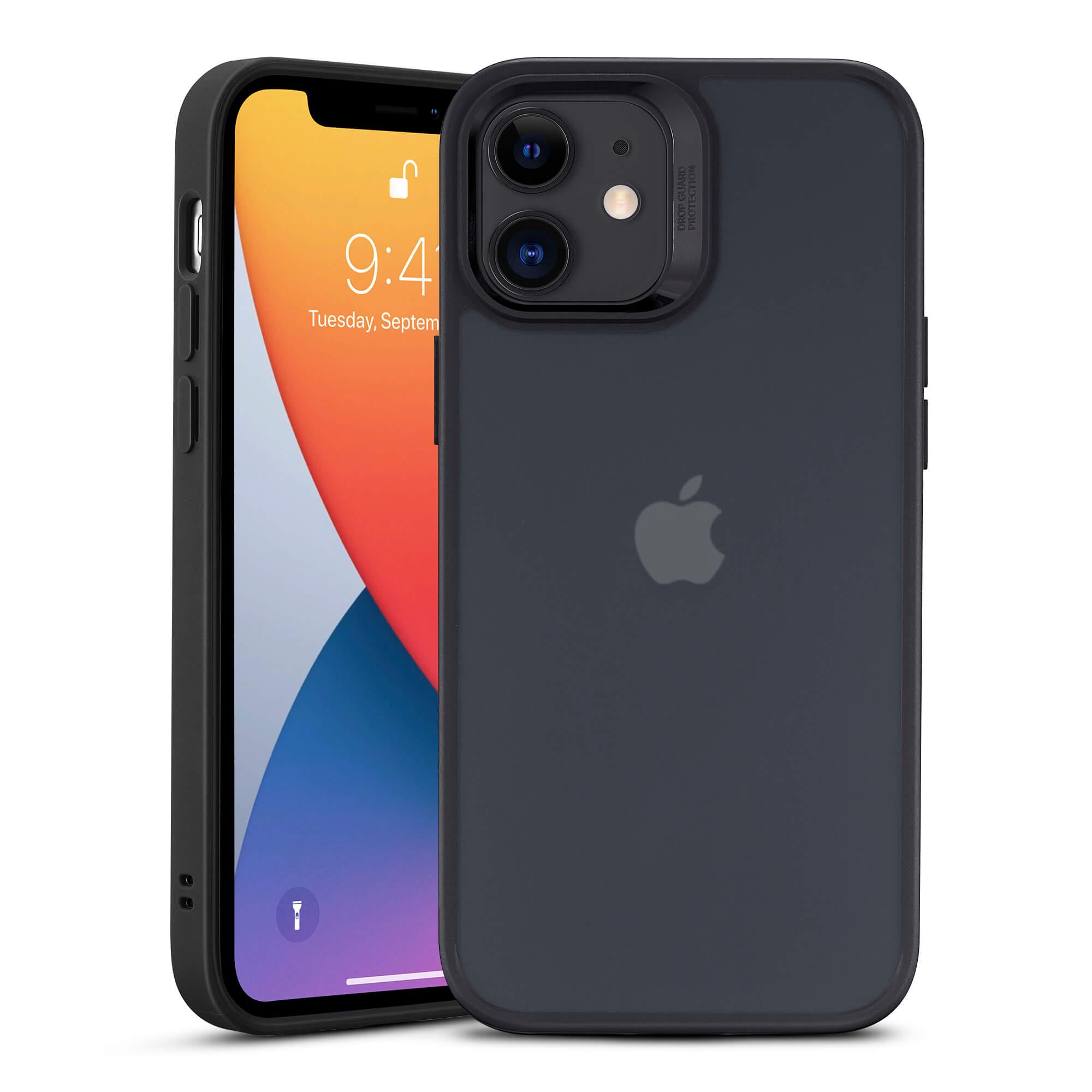 iPhone 12 Classic Hybrid Shock Absorbing Phone Case 4 1