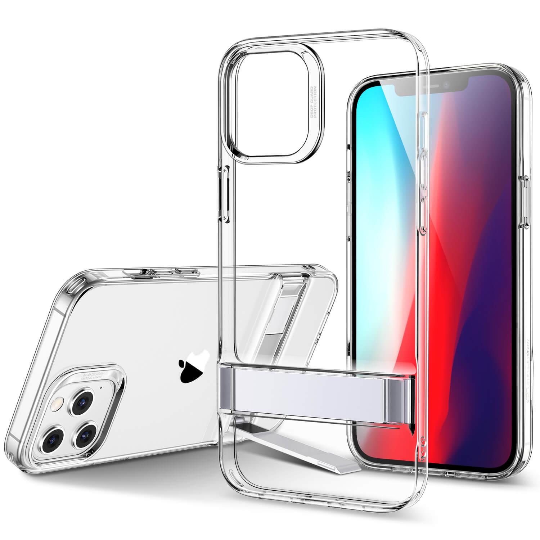 iPhone 12 Max12 Pro Metal Kickstand Case 3