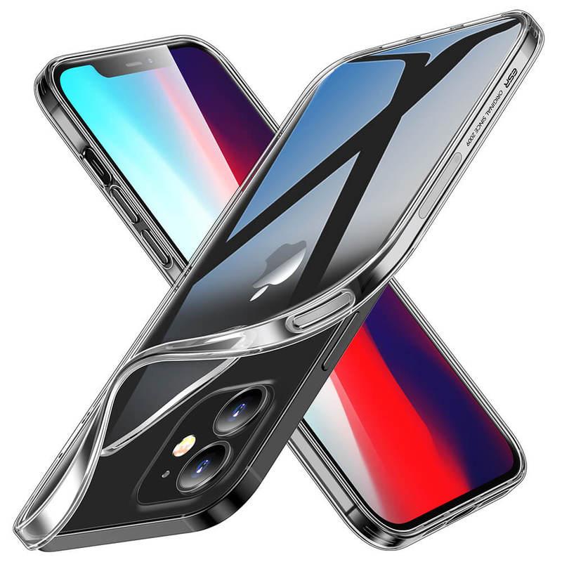 iPhone 12 Max12 Pro Project Zero Slim Clear Case 2
