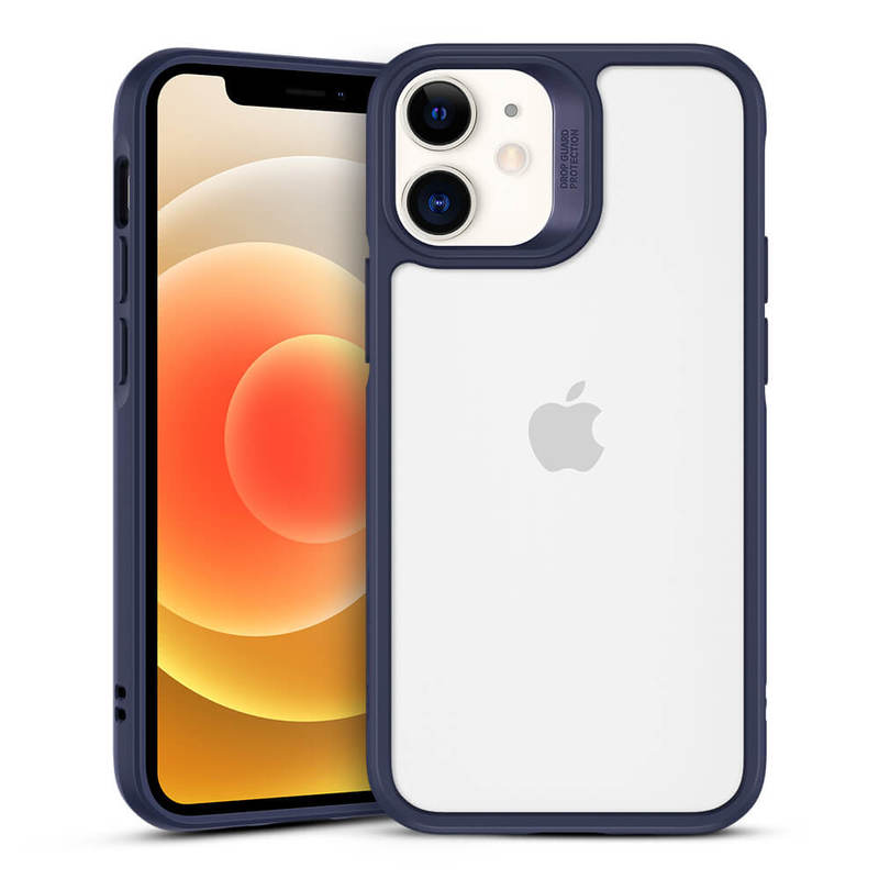 iPhone 12 Pro Echo Tempered Glass Hard Case 2