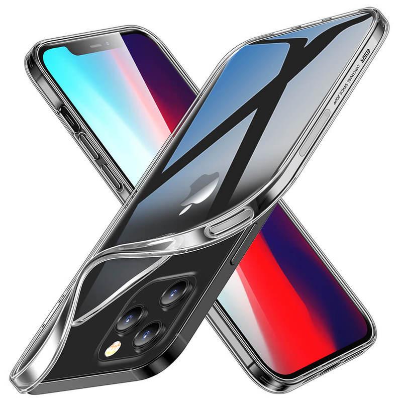 iPhone 12 Pro Max Project Zero Slim Clear Case 1