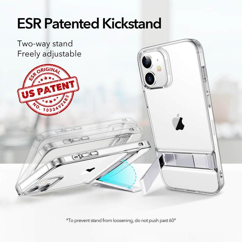 iPhone 12 mini Metal Kickstand Case 3 1