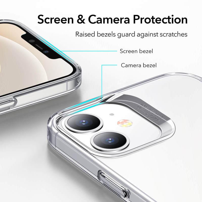 iPhone 12 mini Metal Kickstand Case 6 1