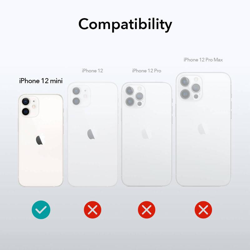 iPhone 12 mini Metal Kickstand Case 7 1