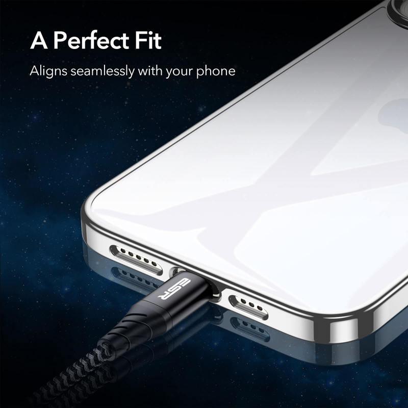 iPhone 12 mini Pro Halo Clear Case 3