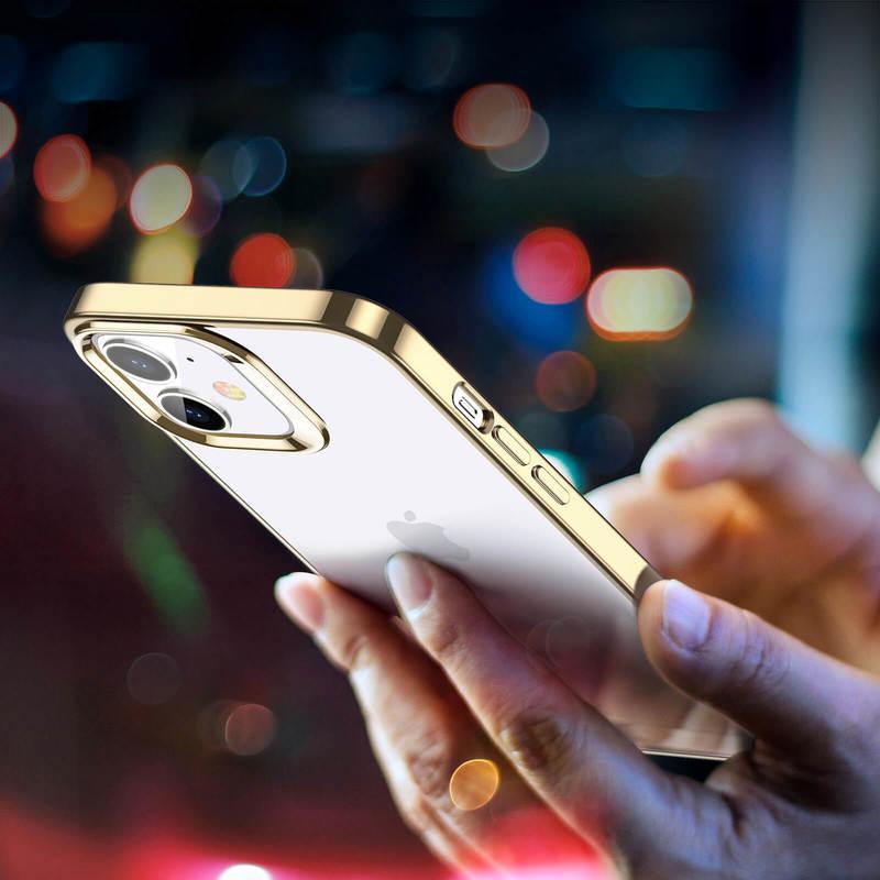iPhone 12 mini Pro Halo Clear Case 9