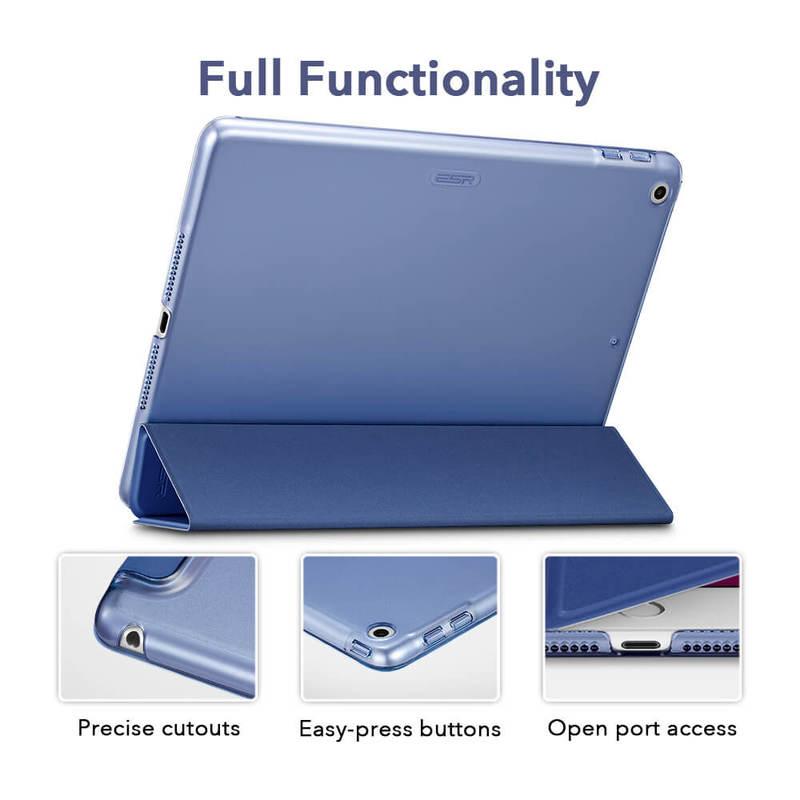iPad 8th Gen 2020 Ascend Trifold Hard Case 1