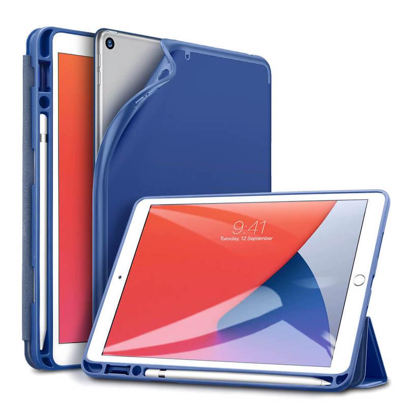 iPad 8th Gen 2021 Rebound Pencil Smart Case
