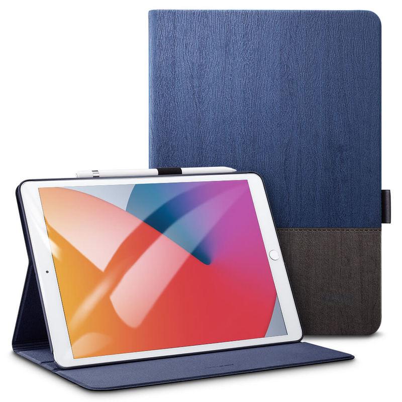 iPad 8th Gen 2021 Urban Premium Folio Case with Pencil Holder001