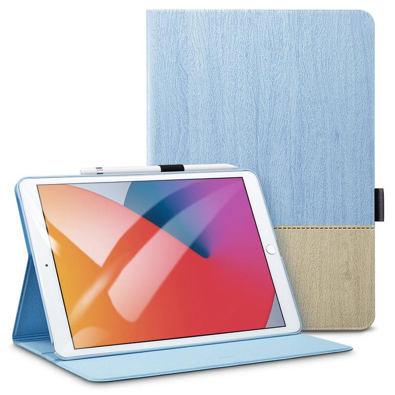 iPad 8th Gen 2022 Urban Premium Folio Case with Pencil Holder001
