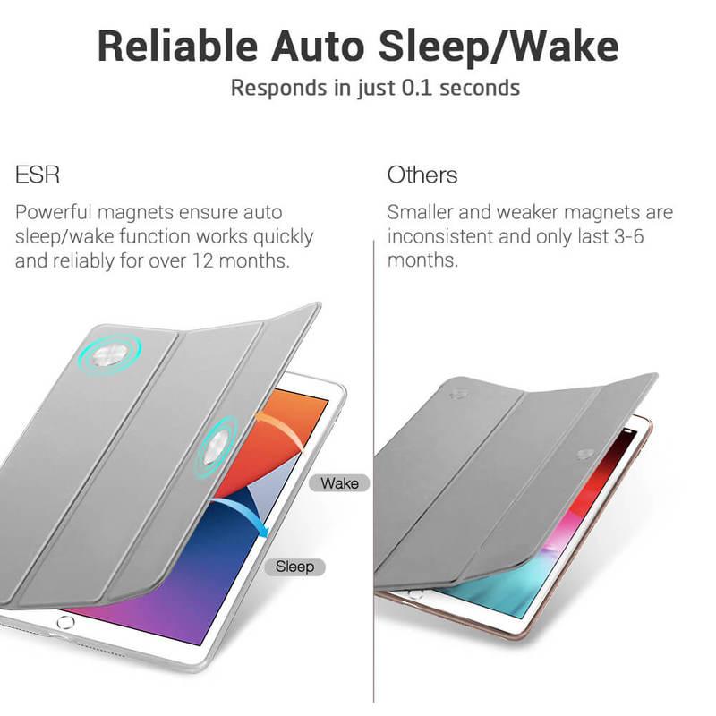 iPad 8th Gen 2024 Rebound Slim Smart Case 1