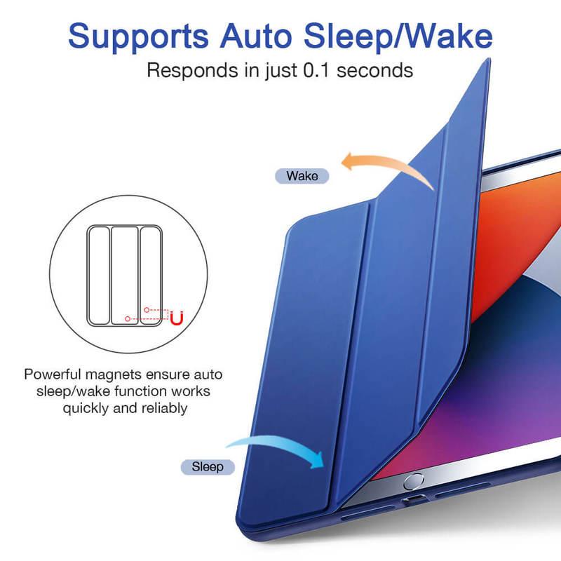 iPad 8th Gen 2030 Rebound Pencil Smart Case