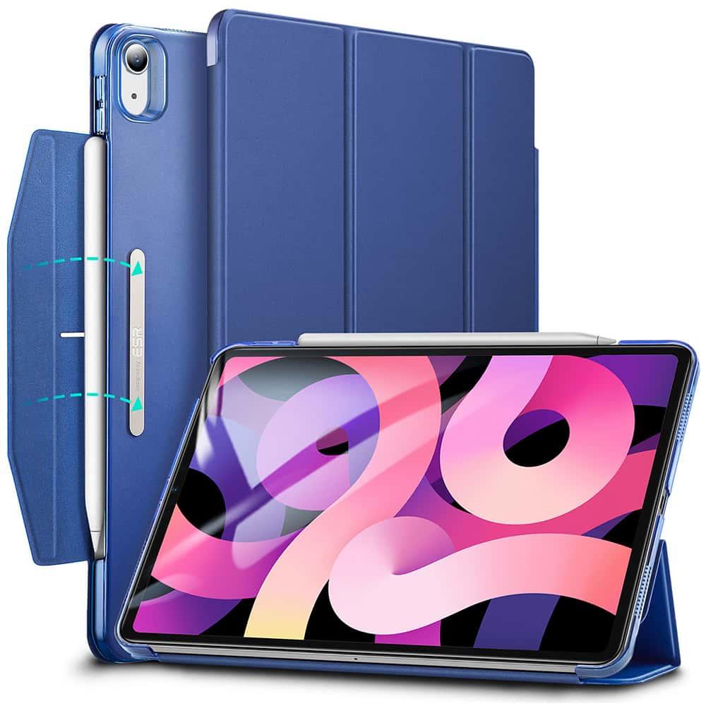 iPad Air 4 2020 Ascend Trifold Case Blue