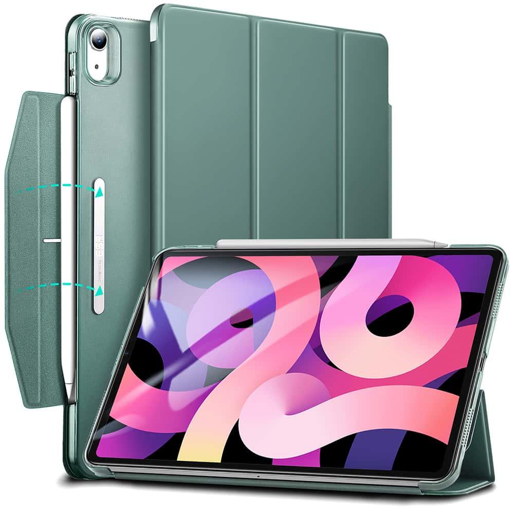 iPad Air 4 2020 Ascend Trifold Case Green