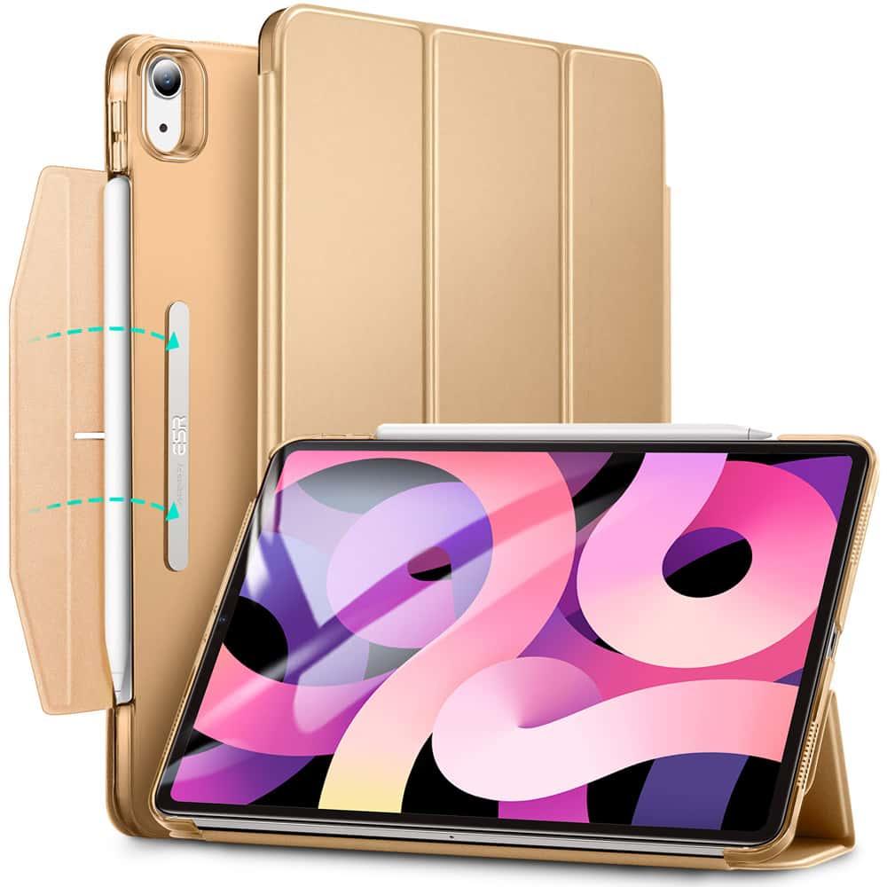 iPad Air 4 2020 Ascend Trifold Case Khaki