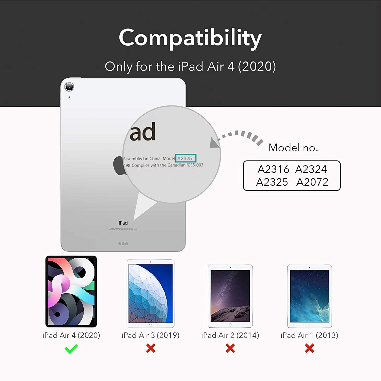 iPad Air 4 2020 Rebound Slim Case 1