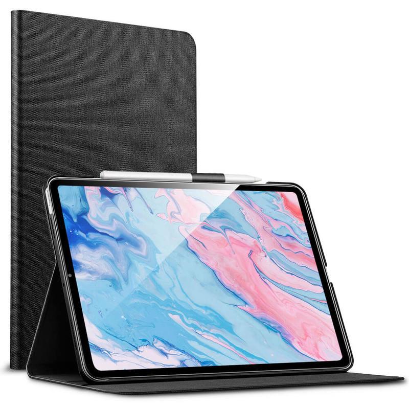 iPad Air 4 2020 Urban Premium Folio Case with Pencil Holder 2