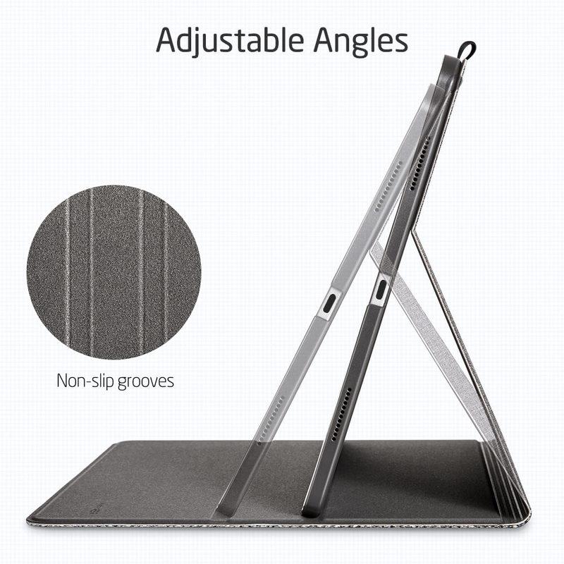 iPad Air 4 2020 Urban Premium Folio Case with Pencil Holder13