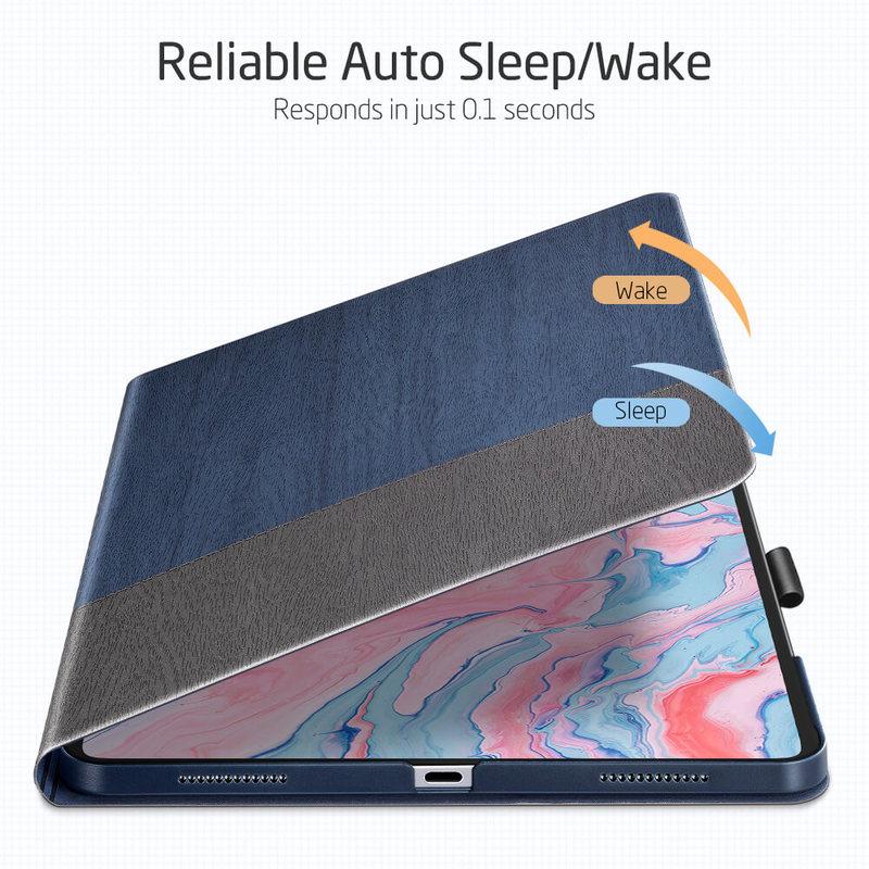 iPad Air 4 2020 Urban Premium Folio Case with Pencil Holder15
