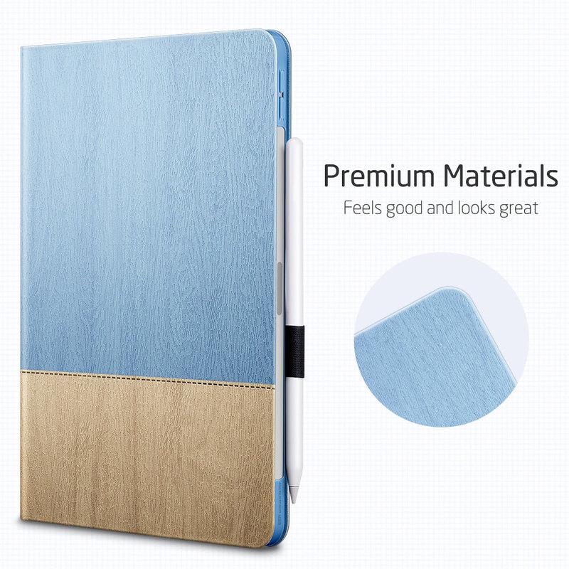 iPad Air 4 2020 Urban Premium Folio Case with Pencil Holder17