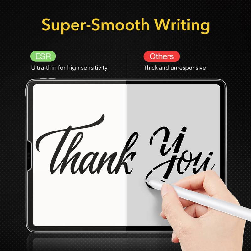 iPad Air 4 2021 Paper Feel Screen Protector2 2