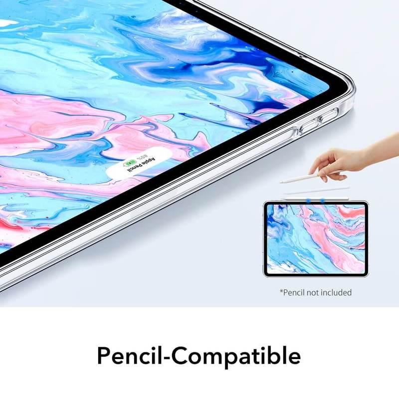iPad Air 4 2023 Project Zero Slim Clear Case