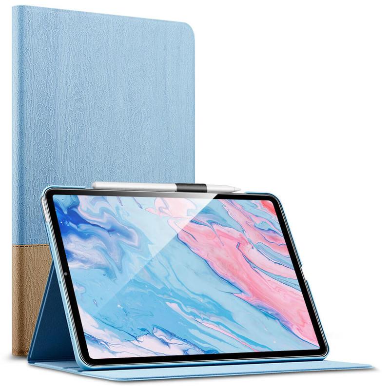 iPad Air 4 2023 Urban Premium Folio Case with Pencil Holder 1 1