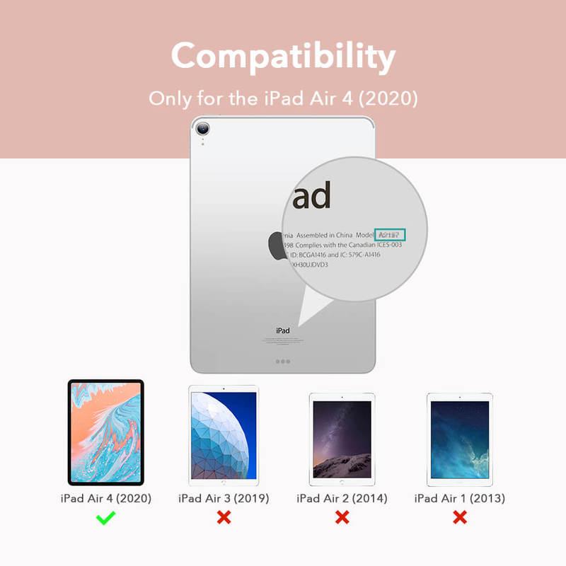 iPad Air 4 2024 Ascend Trifold Case