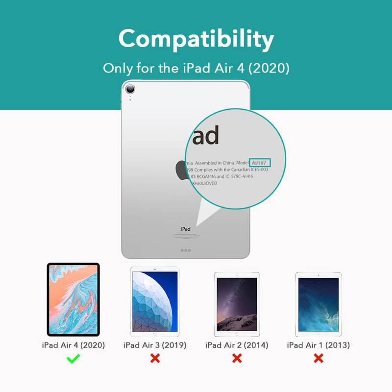 iPad Air 4 2027 Rebound Slim Smart Case